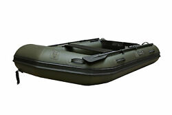 Fox Green Inflatable Boat - Air Deck