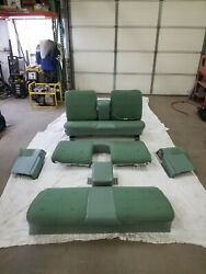 1967 Coupe Deville Seats Restored Front And Back W/power
