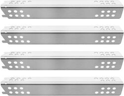 Stainless Steel Heat Plate For Char-broil Gas Grill 463344015,463642116, 15 1/8