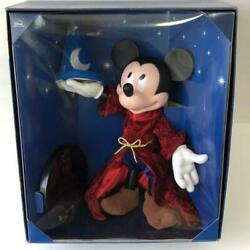 Disney Fantasia 2000 The Sorcerer's Apprentice Mickey Mouse Limited Edition Doll