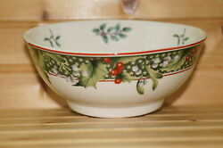 Spode Christmas Tree 2006 Limited Annual 6 Revere Candy Bowl, 6 1/8 Box 8