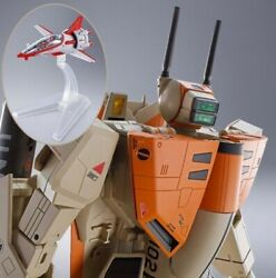 Sold In Japan Only Super Space-time Fortress Macros Dx Superalloy Vf-1d Valkyrie