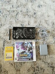 Nintendo New 3ds Pokemon Sun And Moon Handheld Plus Game And More