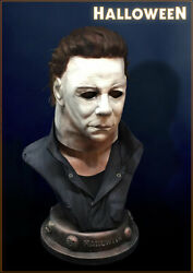 Halloween Michael Myers 11 Scale Bust, Hollywood Collectibles Group, Life-size