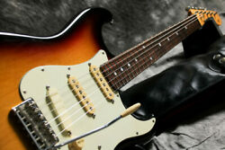 Vanzandt Stratocaster Type Made In Japan Sunburst 1993 Used Electric Guitar