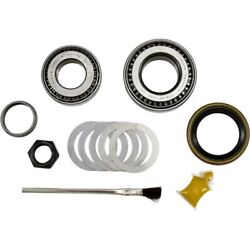 Pk D60-r Yukon Gear And Axle Ring And Pinion Installation Kit Rear New For Chevy