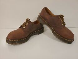 Nwob Dr. Doc Martens Discontinued 1561/59 Oxfords Women's Us 6 Made In England