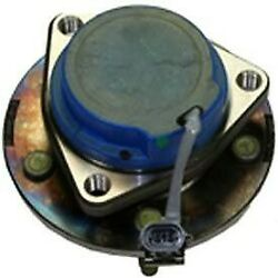 407.62004 Centric Wheel Hub Front Or Rear Driver Passenger Side New 4-wheel Abs