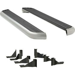 575102-571339 Luverne Running Boards Set Of 2 New Polished For Ram 3500 Pair