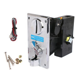 Coin Mechanism Parts Program Coins Acceptor Selector For Gumball Machine Pool