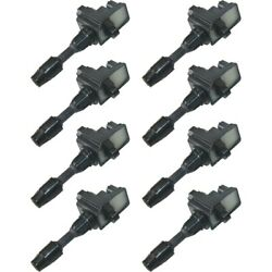 Set-wkp9212068-8 Walker Products Set Of 8 Ignition Coils New For Infiniti Q45
