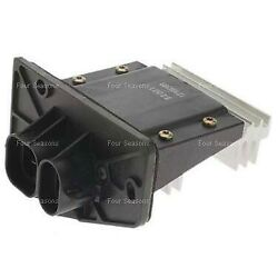 20219 4-seasons Four-seasons Blower Motor Resistor Front New For Olds Le Sabre