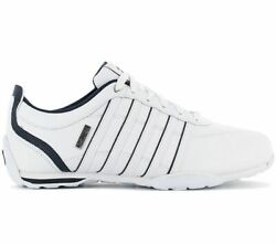K-swiss Arvee 1.5 Men's Sneaker White 02453-909-m Casual Shoes Trainers New