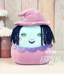 Squishmallow Disney's Nightmare Before Christmas 12 Shock The Witch New Htf