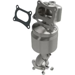 Magnaflow 5582898-al Fits 2015 Honda Odyssey Catalytic Converter With Integrated
