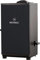 Masterbuilt Outdoor Barbecue Digital Electric Bbq Meat Smoker Grill 30-inch