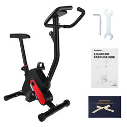 Indoor Cycling Bike Stationary Upright Bicycle Cardio Exercise Fitness Workout