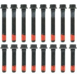 Ahb359 Apex Cylinder Head Bolts Set New For Chevy Olds Le Sabre Ninety Eight