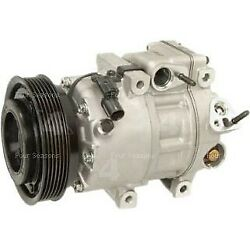 68348 4-seasons Four-seasons A/c Ac Compressor New With Clutch For Sonata Accent