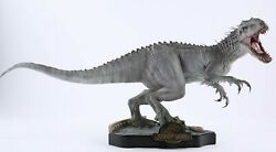 Jurassic World Final Battle Indominus Rex Statue Chronicle Collectibles Sideshow