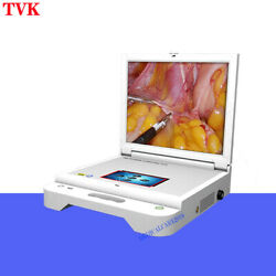 Portable Hd 4 In 1 Unit Ent Medical Surgical Endoscopy Camera System