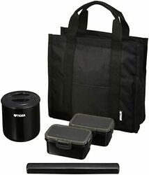 Tiger Thermos Thermal Insulation Lunch Box Stainless About 1.8 Cups Of Tea Bowl