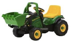 Peg Perego 6v John Deere Mini Loader Powered Ride-on With Free Shipping