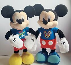 Mickey Mouse Clubhouse Hot Diggity Dog Hot Dog Dance Children Singing Toys Of 2