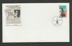 1990 10 09 Canada First Day Cover Agnes Macphael FDC First Member Of Parliament