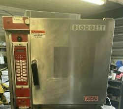 Blodgett Xl50ec Electric Convection Oven 208 Volt 3 Ph /tested