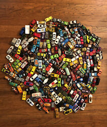 Hot Wheels Lot Of 230 Cars Ranging From 1960's To 2010's 🔥great Value🔥desc👇