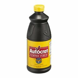 Autocrat Coffee Coffee Syrup 32 Oz 10 Bottle Lot Ri And New England Classic Drink