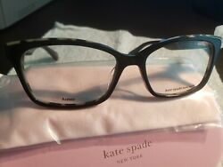Kate Spade Jeri Black Size 52 Brand New With Tags
