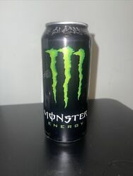 Slash Monster Energy Drink Can Full Rare Collectible