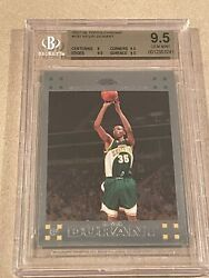 2007 Topps Chrome Kevin Durant Rookie Card 131 Bgs 9.5 Gem Mint Rc 2007-2008