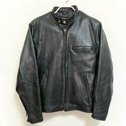 Schott Vintage Real Leather Riders Jacket Size Na