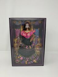 Barbie 2021 Dia De Los Muertos Day Of The Dead Doll, Free Same Day Shipping