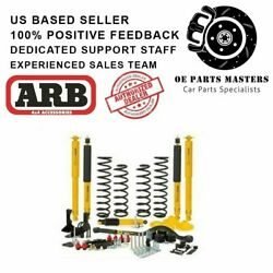 Arb 4 X 4 Ome Front And Rear Suspension Arb Lift Kit Fits 07-18 Wrangler