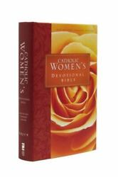 Catholic Women's Devotional Bible Featuring Daily Mediations By Women And A...