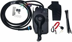 14 Pin Boat Motor Side Mount Remote Control Box For Mercury Marine Outboard