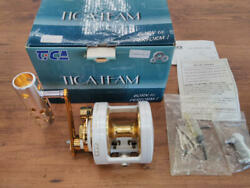 Tica Double Axis Reels T-special Fishing From Japan