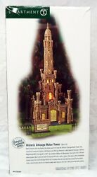 Department 56 Historic Chicago Water Tower 56.59209