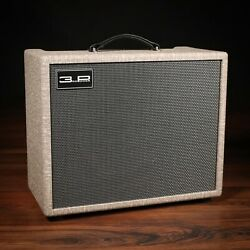 3rd Power Propre Andeacutevier 20w Hand-wired 2.5x30.5cm Amp Combo Andndash Vox Fawn Tolex