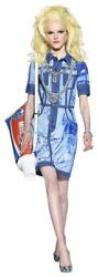 2257 Aw19 Moschino Couture Jeremy Scott Oversized Toothpaste Shoulder Bag