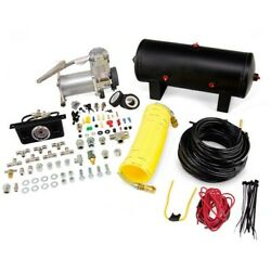 25572 Air Lift Kit Suspension Compressor New For Chevy Le Sabre 61 Special Astro