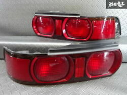 Toyota Mr2 Sw20 Genuine Late Model Tail Lights Lamps Set Car Parts From Japan