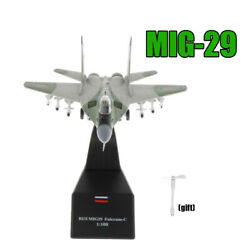 Mig-29 Fighter Attack Aircraft Model 1100 Air Force Military Toy Ornaments