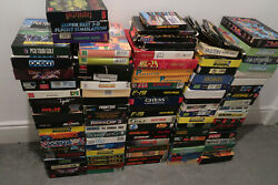 Retro Collectable Large 100+ Game Joblot Amiga Atari St Pc Tested And Working