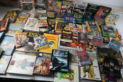 Retro Collectable Game Joblot Amiga Atari St Pc Commodore C64 + Tested And Working