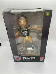 Aaron Rodgers Bobblehead Green Bay Packers Forever Collectibles Nflpa Nfl